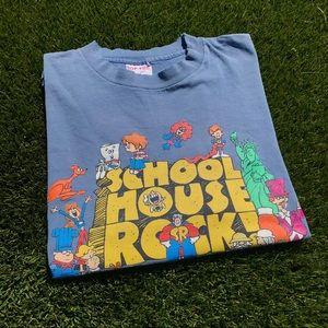 Vintage 95' School House Rock Tee
